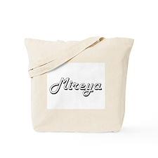 Mireya Classic Retro Name Design Tote Bag