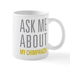My Chimpanzee Mugs