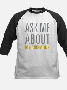 My Chipmunk Baseball Jersey