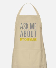 My Chipmunk Apron