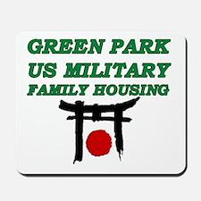 Green Park Japan Mousepad