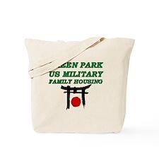 Green Park Japan Tote Bag