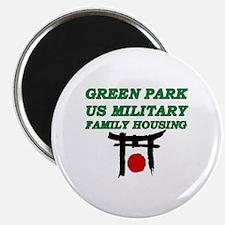 Green Park Japan Magnet