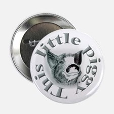 "Plain ""This Little Piggy"" 2.25"" Button (10 pack)"