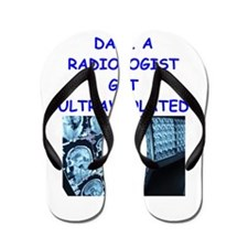 radiologist Flip Flops