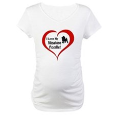 Minature Poodle Shirt