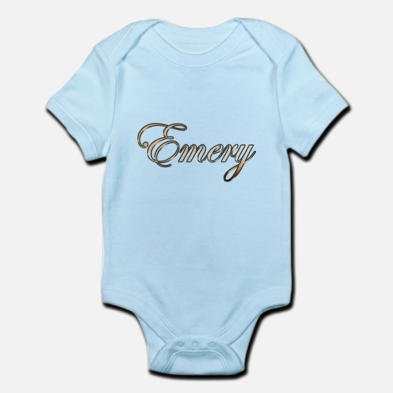 Gold Emery Body Suit