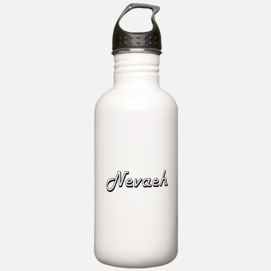 Nevaeh Classic Retro N Water Bottle