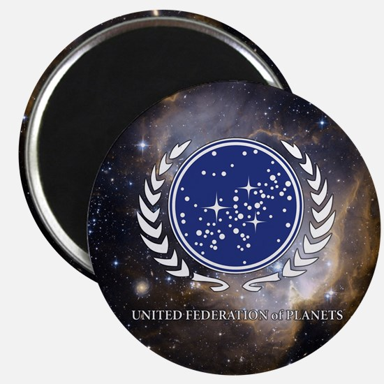 Star Trek United Federation of Planets Magnet