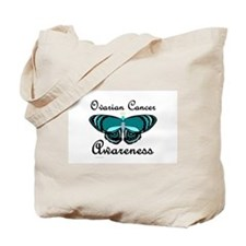 Teal Butterfly 2 (OC) Tote Bag