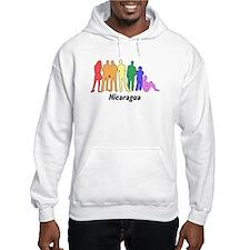 Nicaragua diversity Hoodie