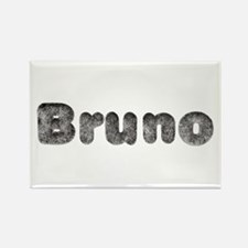 Bruno Wolf Rectangle Magnet
