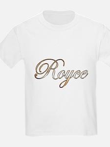 Gold Royce T-Shirt