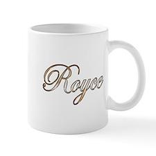 Gold Royce Mugs