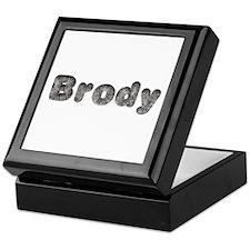 Brody Wolf Keepsake Box