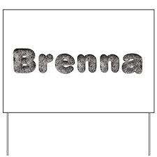 Brenna Wolf Yard Sign