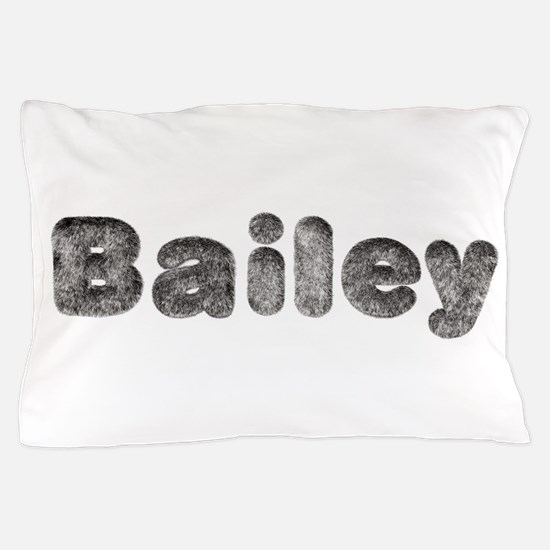 Bailey Wolf Pillow Case