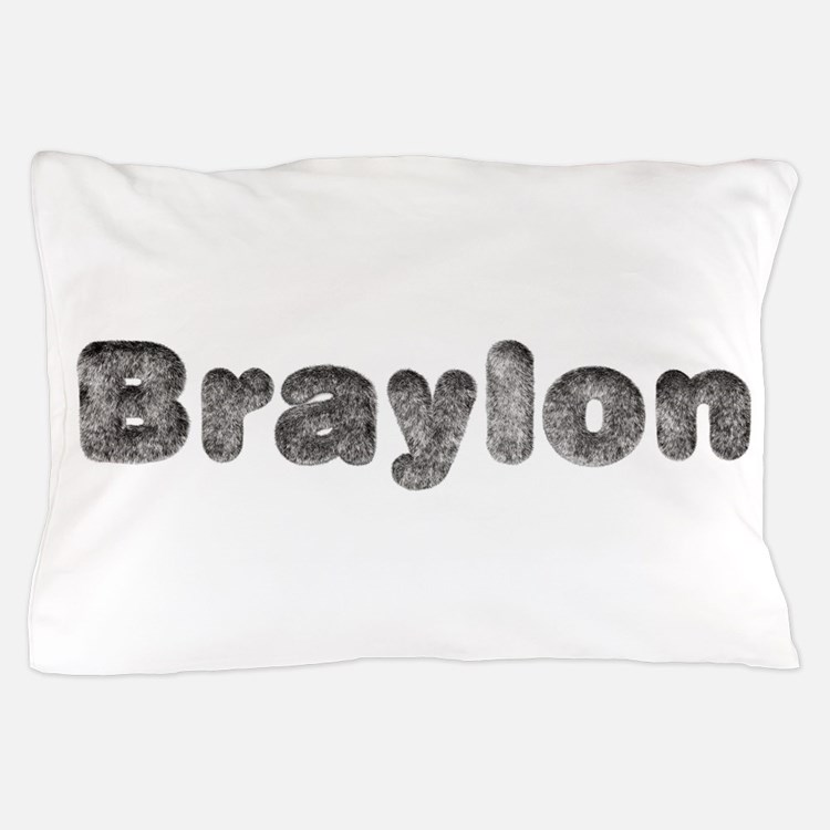 Braylon Wolf Pillow Case