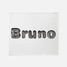 Bruno Wolf Throw Blanket