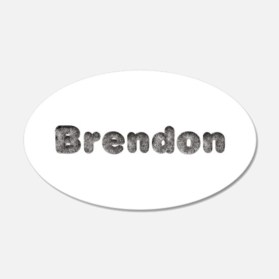 Brendon Wolf Wall Decal