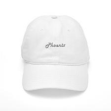 Phoenix Classic Retro Name Design Baseball Cap