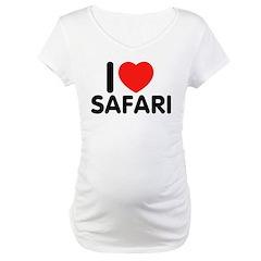 I Love Safari Shirt