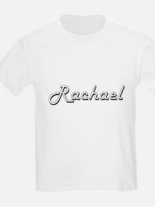Rachael Classic Retro Name Design T-Shirt