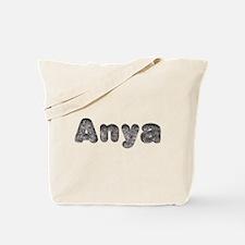Anya Wolf Tote Bag