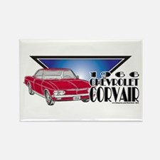 1966 Chevrolet Corvair Rectangle Magnet