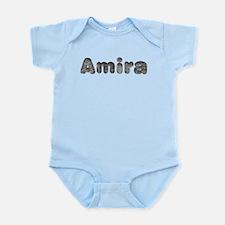 Amira Wolf Body Suit