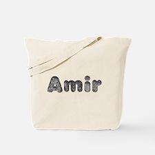 Amir Wolf Tote Bag