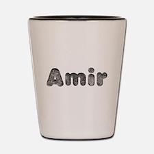 Amir Wolf Shot Glass