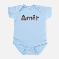 Amir Wolf Body Suit
