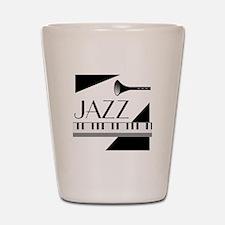 Love For Jazz - Shot Glass