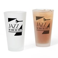 Love For Jazz - Drinking Glass