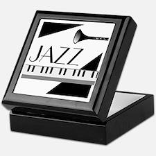 Love For Jazz - Keepsake Box