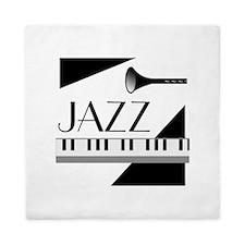 Love For Jazz - Queen Duvet