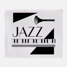 Love For Jazz - Throw Blanket