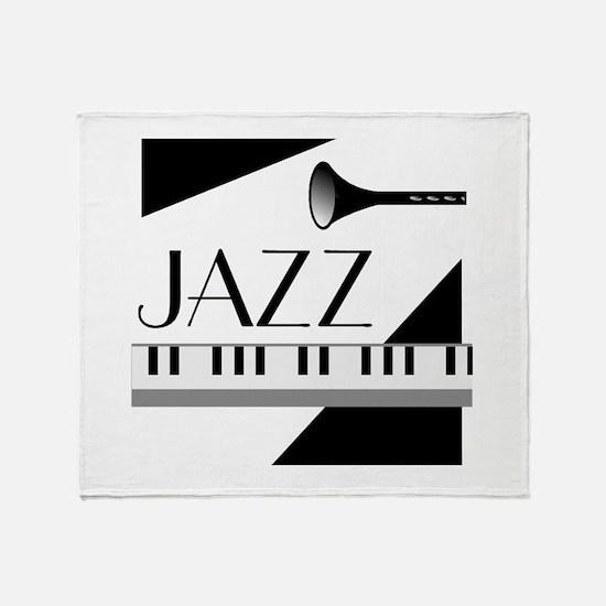 Love For Jazz - Throw Blanket