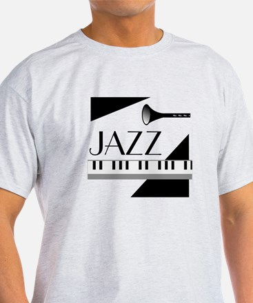Love For Jazz - T-Shirt