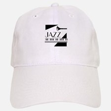 Love For Jazz - Baseball Baseball Cap
