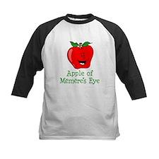 Apple of Memere's Eye Baseball Jersey