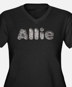 Allie Wolf Plus Size T-Shirt