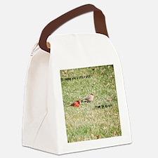 Heaven's Mesengers Canvas Lunch Bag