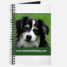 Unique Dog t logo Journal
