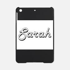 Sarah Classic Retro Name Design iPad Mini Case