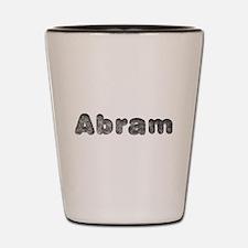 Abram Wolf Shot Glass