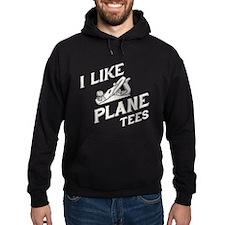 plane Hoodie