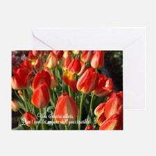 You Inspire Greeting Card
