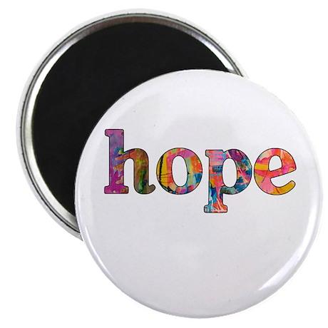 "hope 2.25"" Magnet (10 pack)"